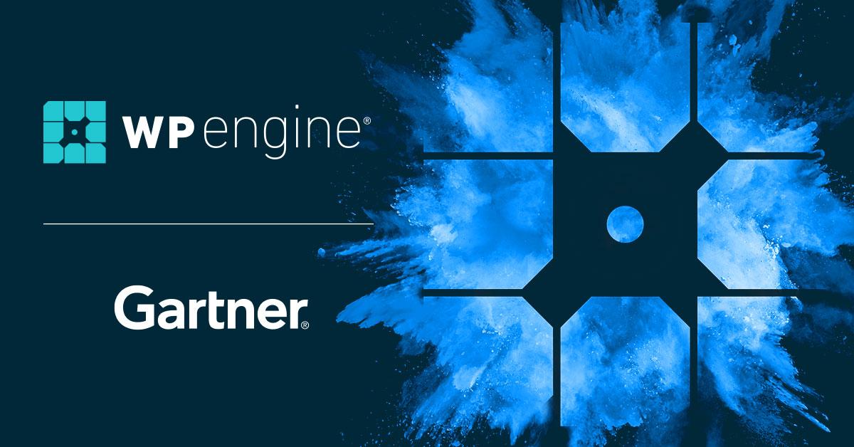 WP Engine Recognized in Gartner's 2018 Magic Quadrant for Web Content Management