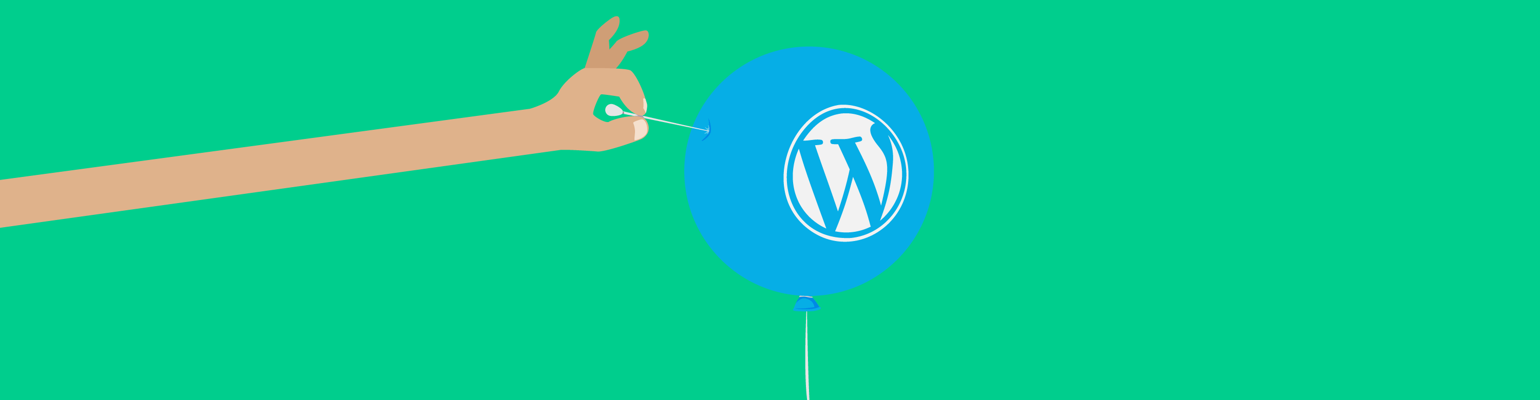 "How to Remove the ""Proudly Powered By WordPress"" Link"