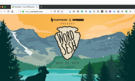 Why WordSesh 2019 Is Worth Your Time
