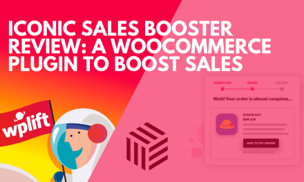 Iconic Sales Booster Review: A WooCommerce Plugin to Boost Sales