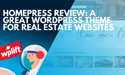 HomePress Review: A Great WordPress Theme for Real Estate Websites