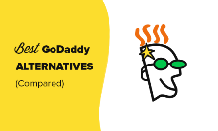 7 Best GoDaddy Alternatives in 2019 (Cheaper and More Reliable)