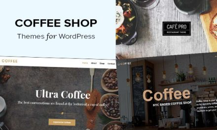 21 Best Coffee Shop Themes for WordPress (2019)