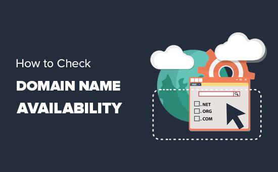 How to Check Domain Name Availability (Easy Domain Search Tools)