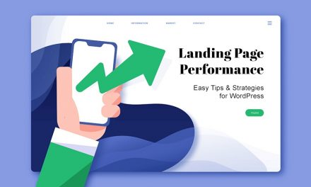How To Improve Landing Page Performance for WordPress