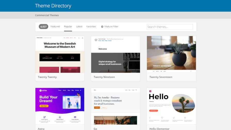 Join the Future of WordPress Themes Conversation: Theme Review Team to Hold Biweekly Discussions