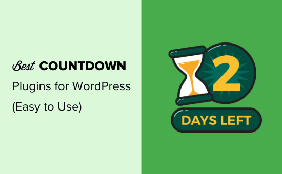 7 Best Countdown Plugins for WordPress (Easy to Use)