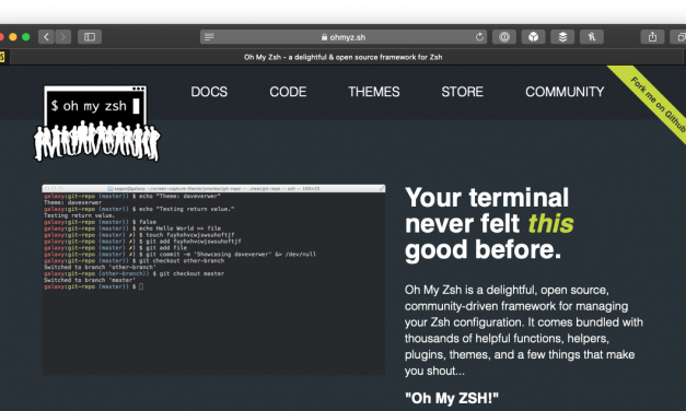 Using PHPCS with Oh My Zsh