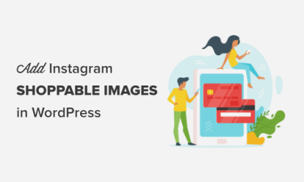 How to Add Instagram Shoppable Images in WordPress
