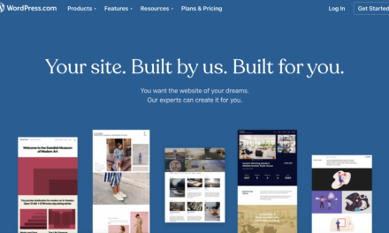 WordPress.com Rattles Freelancer Community with New Website Building Service Launch